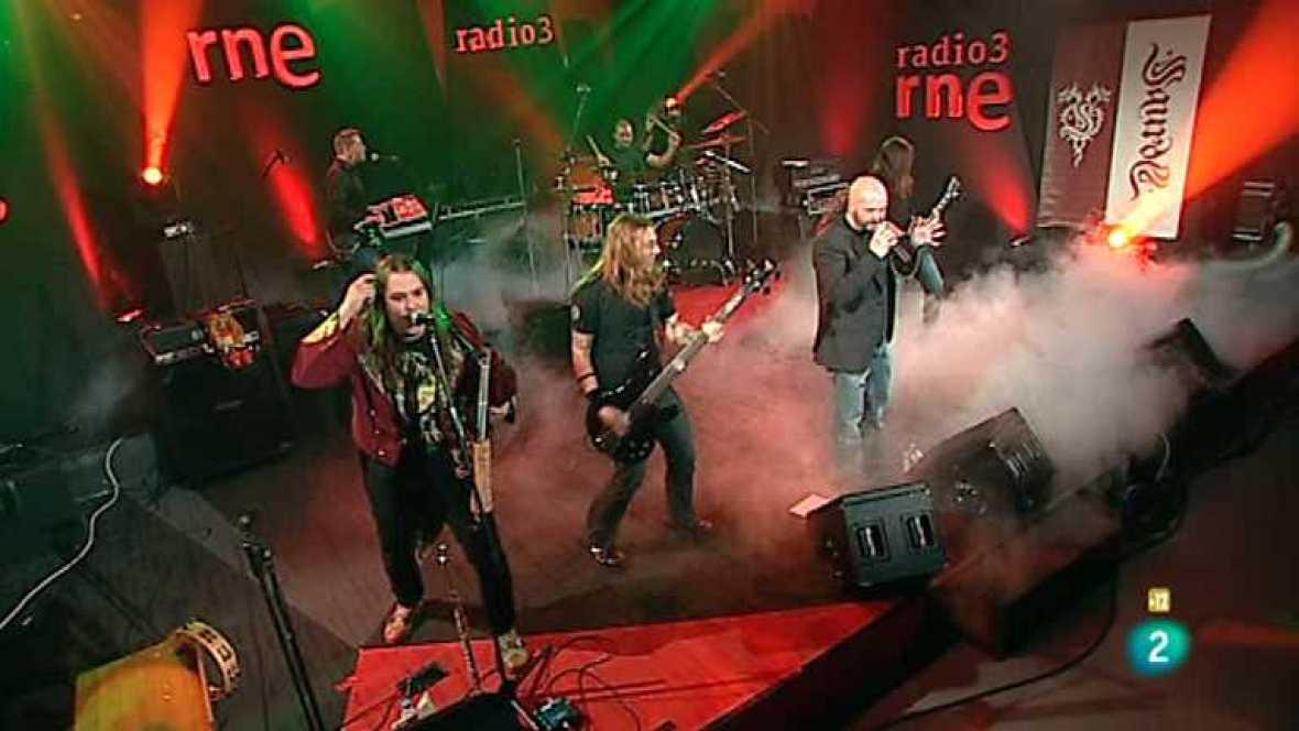 Los conciertos de Radio 3 - Saurom - Ver ahora