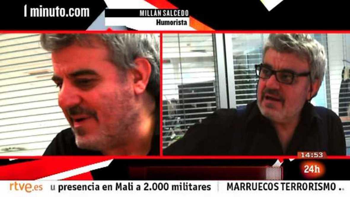 Cámara abierta 2.0 - Yoox.com, Grownies.com y Millán Salcedo en 1minuto.com - 19/01/13 - Ver ahora