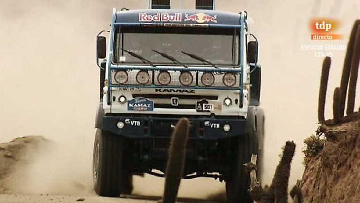 Rally Dakar 2013 - Etapa 14 - (La Serena - Santiago) - 19/01/13 - escuchar ahora