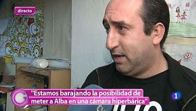 Más Gente - Los padres de Alba Ojeda piden ayuda