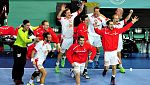 Mundial de Balonmano - 2ª semifinal: Dinamarca - Croacia