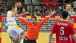 Mundial de Balonmano - Tercer y cuarto puesto: Croacia-Eslovenia