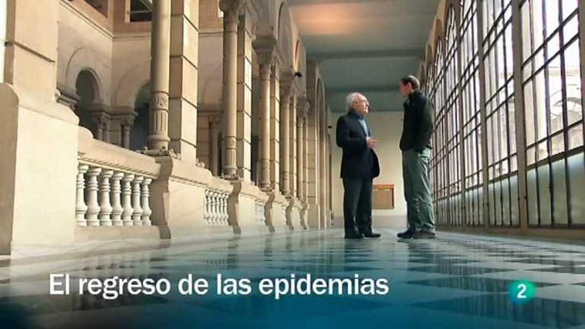 Redes - El retorno de las epidemias - Ver ahora