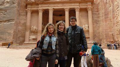 'N�madas' en Jordania  - ver ahora