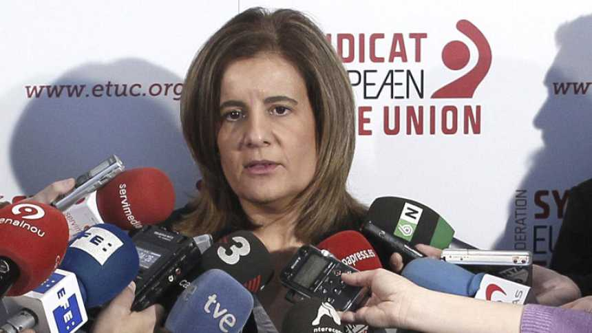 Báñez anuncia una 'tarifa plana' en cotizaciones para los emprendedores menores de 35 años