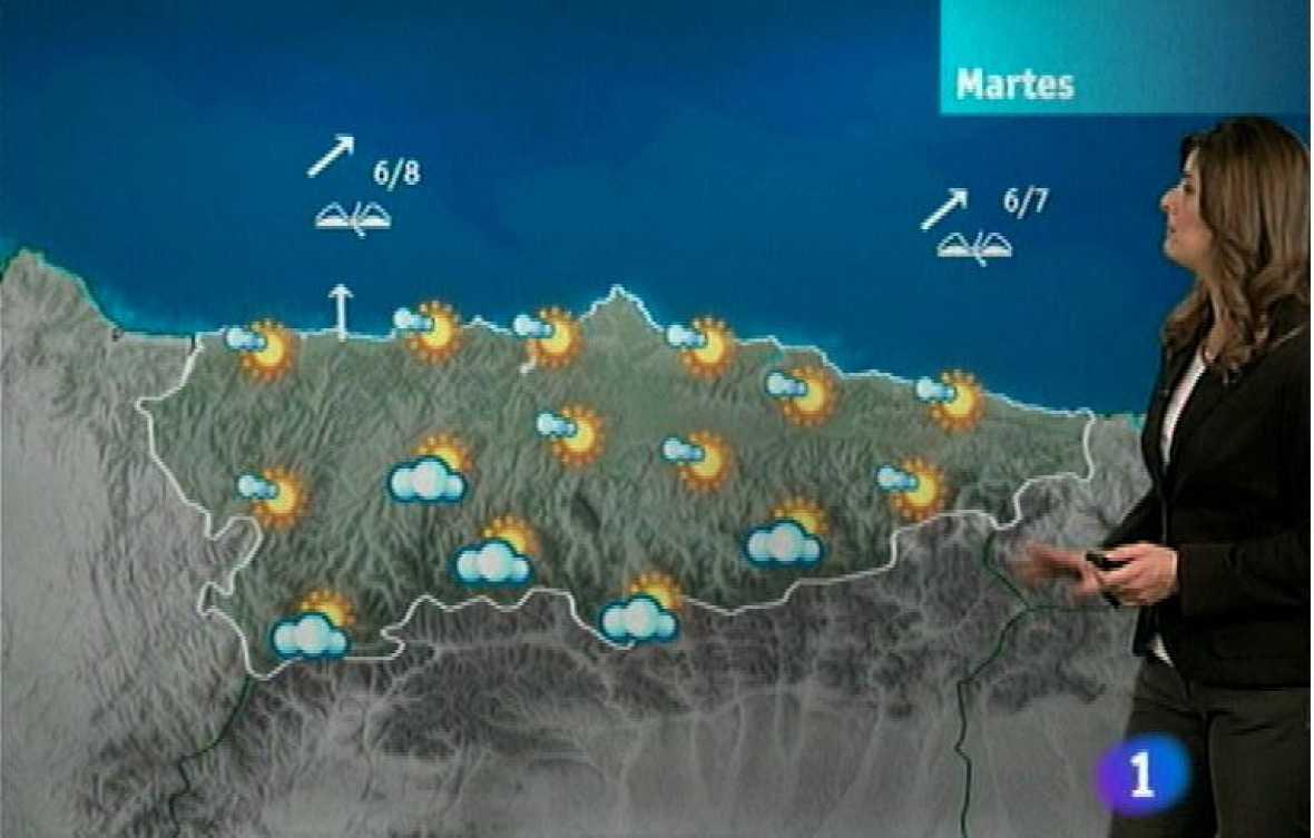El tiempo en asturias 28 01 13 panorama regional rtve - El tiempo en siero asturias ...