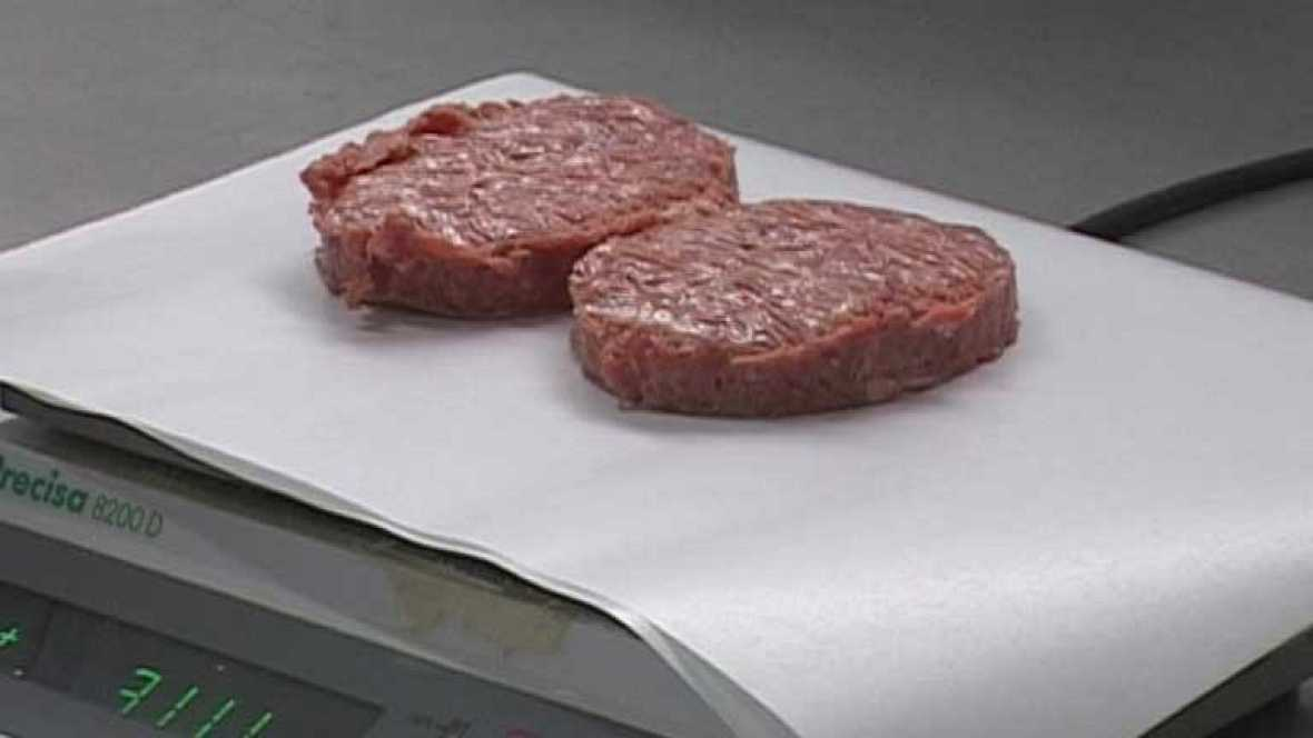 La Organización de Consumidores y Usuarios analizan 20 hamburguesas diferentes