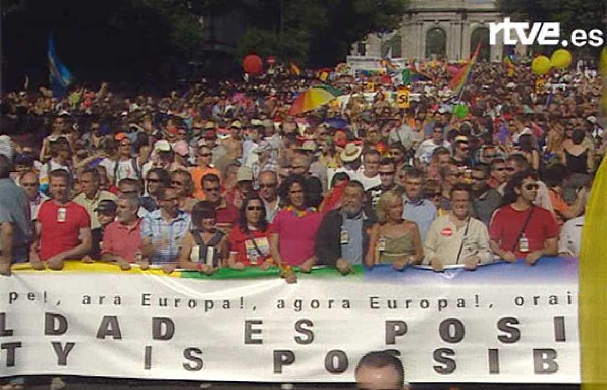 Madrid, sede del Europride 2007