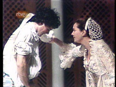 Arxiu TVE Catalunya - Les Noces de F�garo (1a part)
