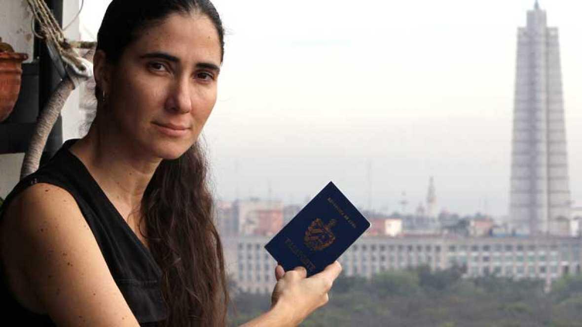 La bloguera Yoani Sánchez obtiene finalmente su pasaporte cubano