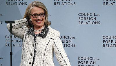 Último día de Hillary Clinton como jefa de la diplomacia estadounidense
