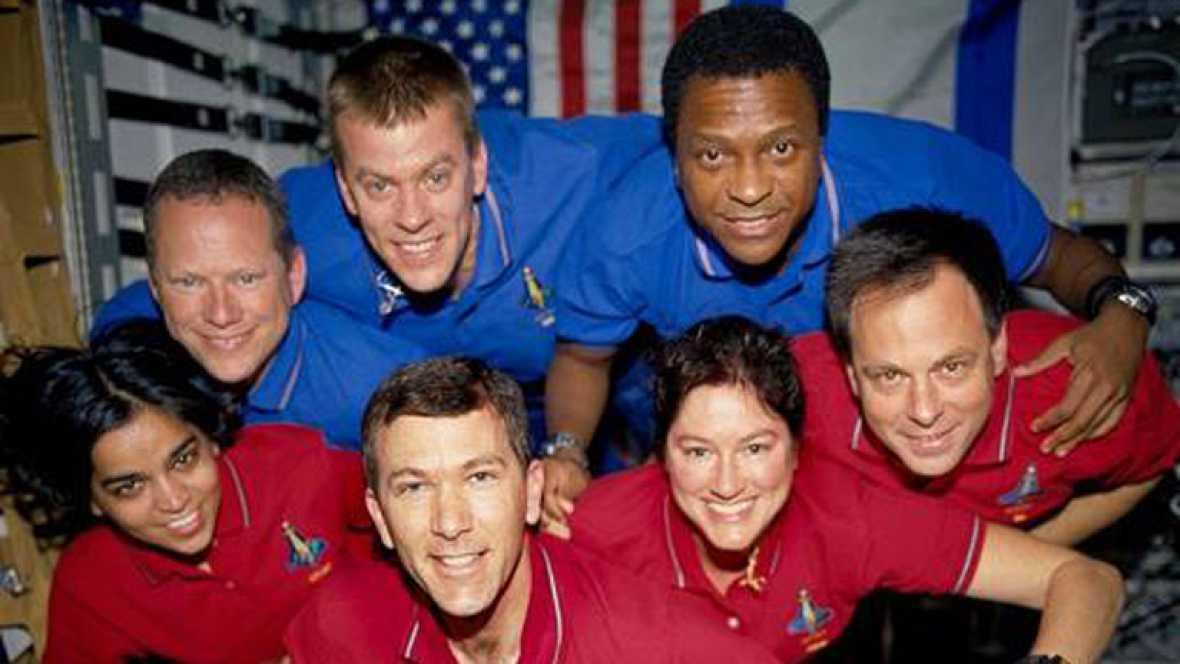 Hoy se cumplen diez años de la tragedia del trasbordador Columbia