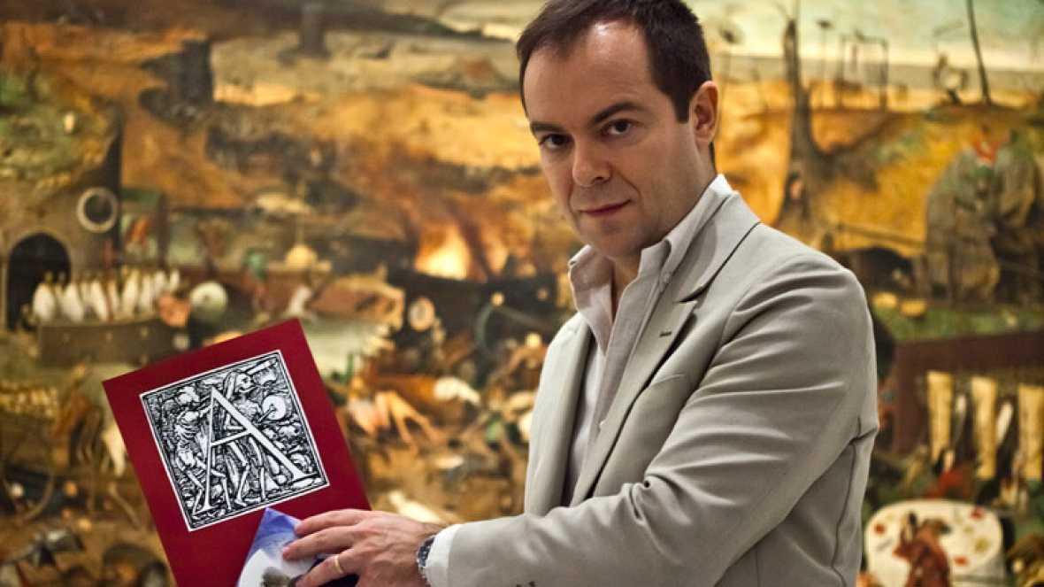 Entrevista con Javier Sierra, autor de 'El maestro del Prado'