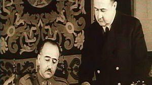 Franco y los judíos (avance)