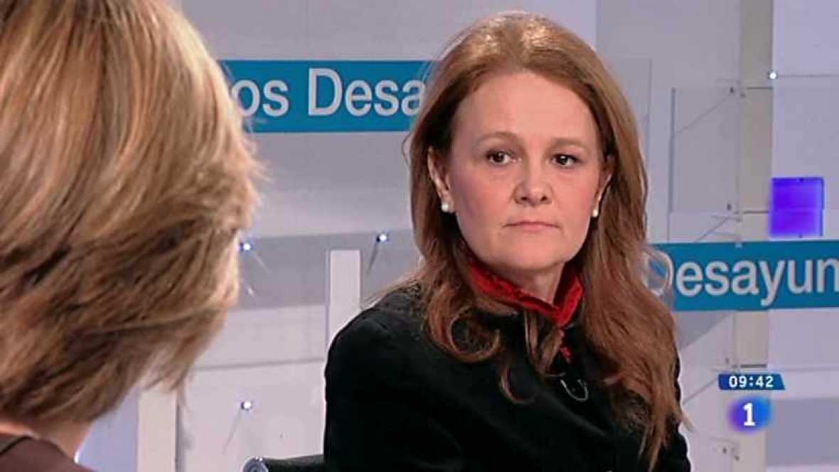 Los desayunos de TVE - Montserrat Gomendio, Secretaria de Estado de Educación, Formación Profesional y Universidades - Ver ahora