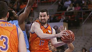 El Valencia Basket acaba con el sueño copero del Estudiantes