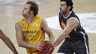 El Gran Canaria acaba con el Bilbao Basket
