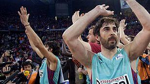 Baloncesto - Copa del Rey 2013 - 1ª Semifinal: FC Barcelona Regal-Caja Laboral