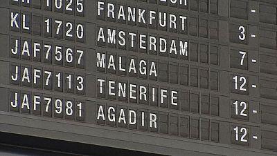 Un menor viaja desde el aeropuerto de Bruselas a Málaga sin billete y sin documentos de identidad
