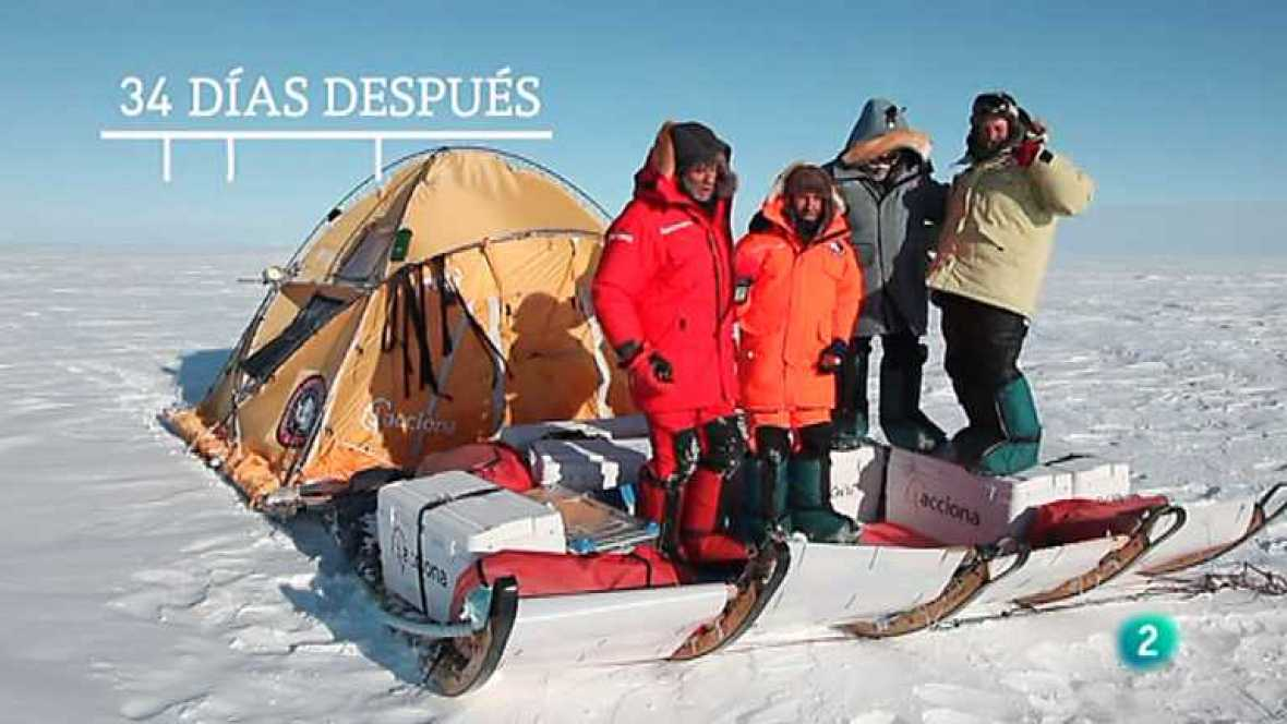 Al filo de lo imposible - Viajeros del viento - ver ahora