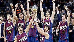 El Barça Regal conquista la Copa