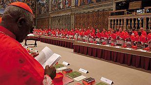 El nuevo papa tendrá que elegirse por mayoría de dos tercios de los votos