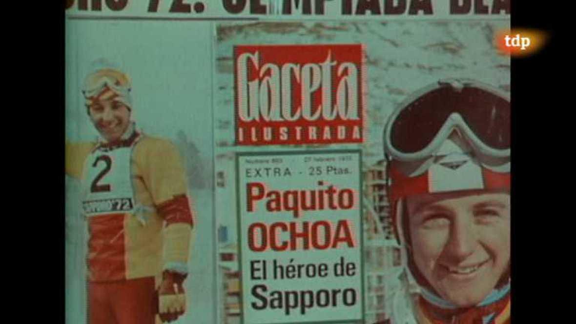 Conexión Vintage - Paco Fernández Ochoa y Conchita Puig - Ver ahora