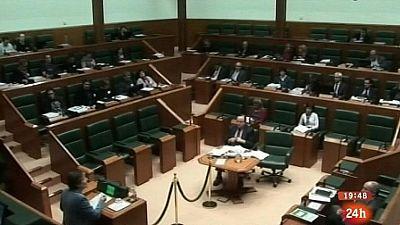 Parlamento - Otros parlamentos - Ponencia de paz en el parlamento vasco - 16/02/2013