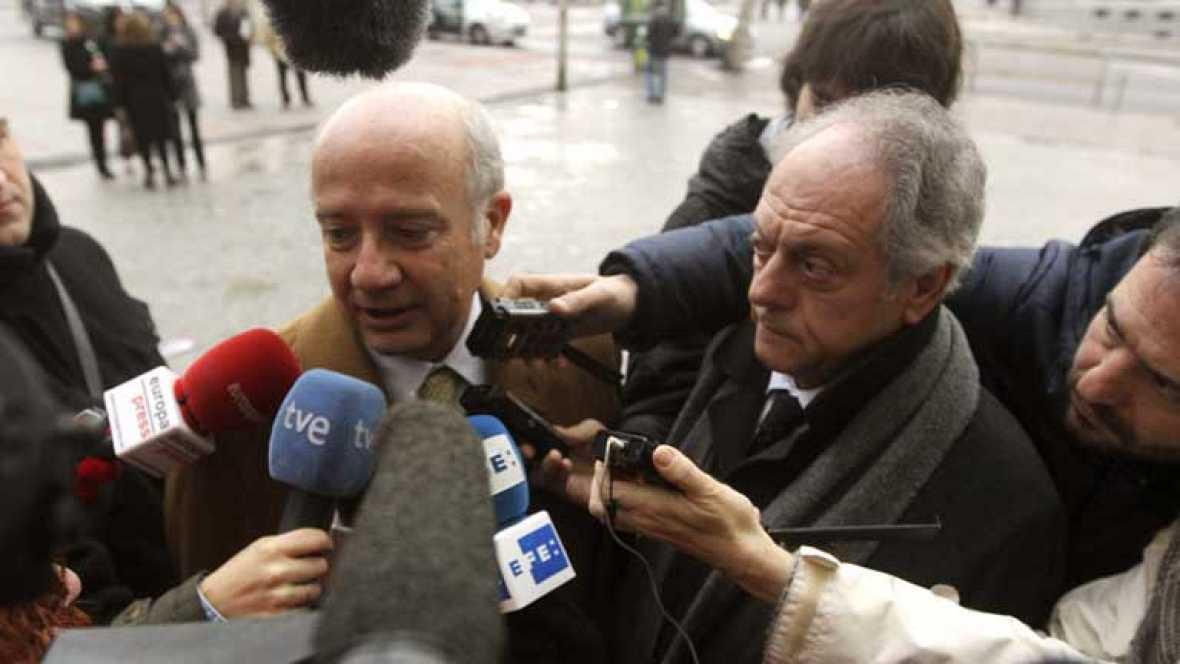 José María Flores imputado en el caso Madrid Arena declara ante el juez