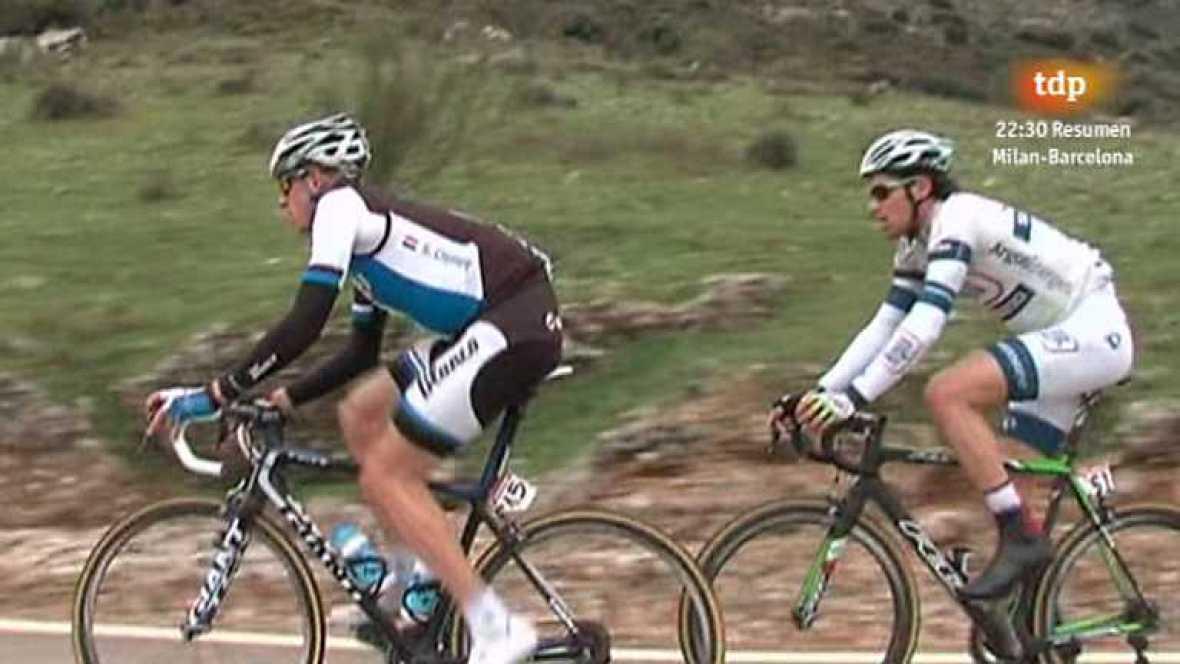 "Ciclismo - Vuelta a Andalucía ""Ruta del Sol"": resumen 3ª etapa - Ver ahora"