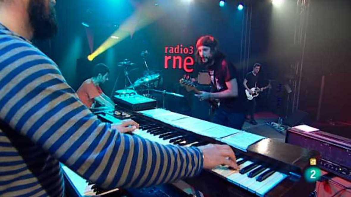 Los conciertos de Radio 3 - Toundra - ver ahora