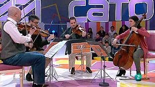 Pizzicato - Cuarteto Quiroga