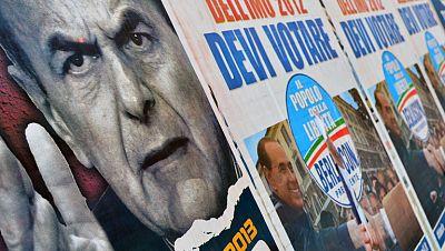 Ajustada victoria de Bersani en las elecciones italianas