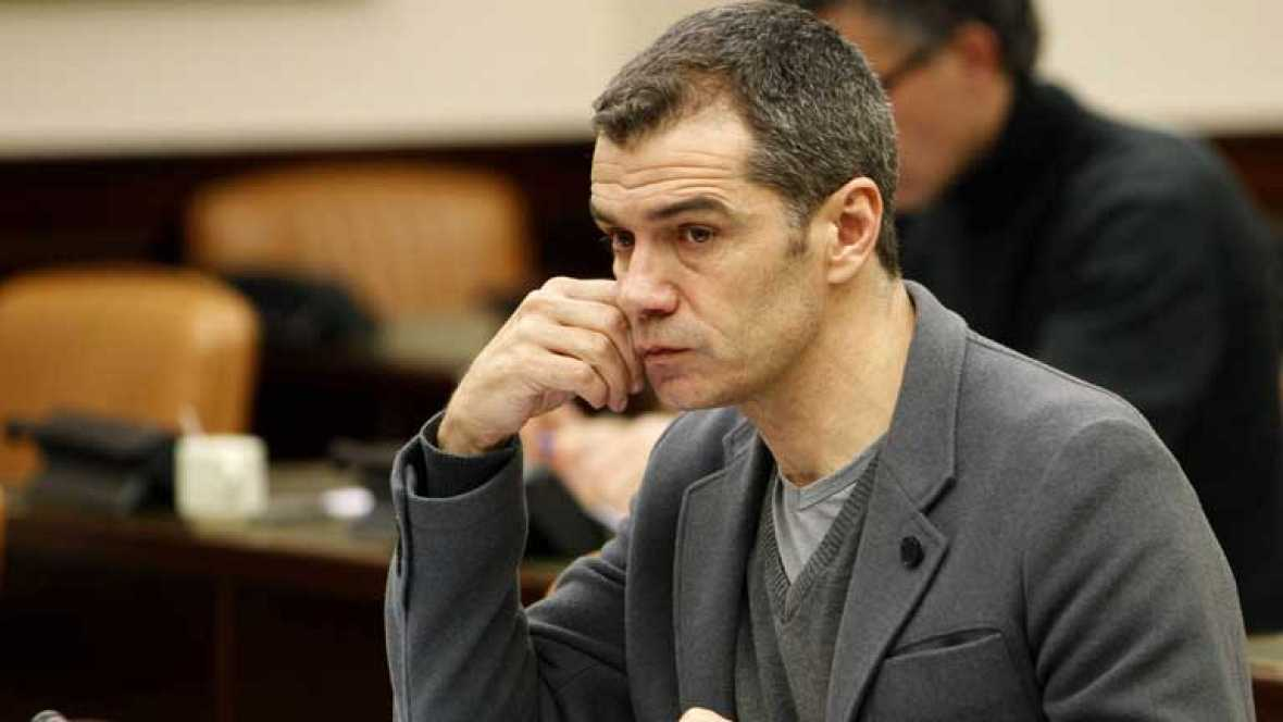 Los grupos parlamentarios en el Congreso estudian una posible reprobación de Toni Cantó