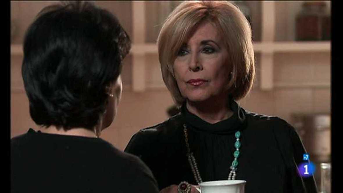 Herederos - Capítulo 31 - Carmen ha echado a su hijo Jacobo de casa tras descubrir que filtró a la prensa lo de su investigación - Ver ahora