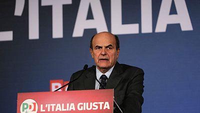 Escenario complicado en Italia con una ajustada victoria de Bersani