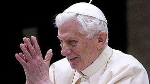 El 11 de febrero Benedicto XVI sorprendió al mundo con su renuncia
