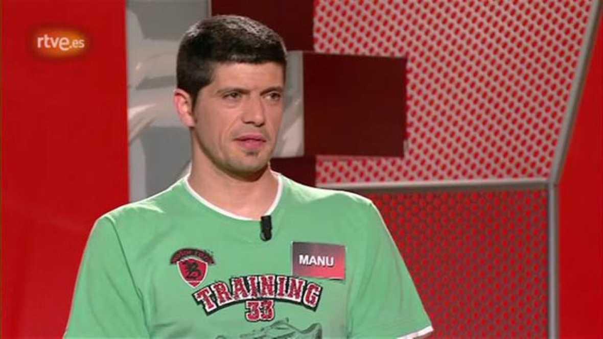 Saber y ganar -  Manu Zapata ganador Magníficos 2012 - 28/02/13
