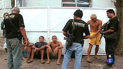 En Portada - Guerra y paz en la favela ol�mpica - Ver ahora