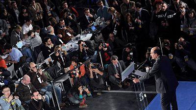 Bersani busca apoyos en las filas de Grillo para formar gobierno