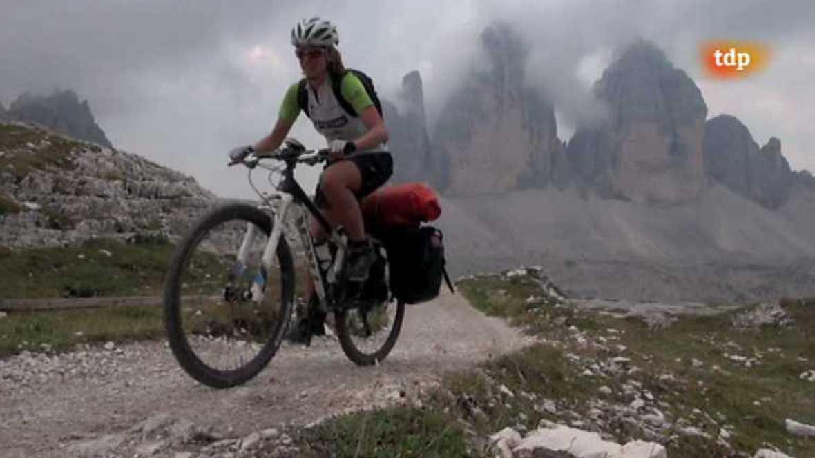 """Ciclismo - Reportaje Transalpes: """"Con un par de ruedas"""" - Ver ahora"""