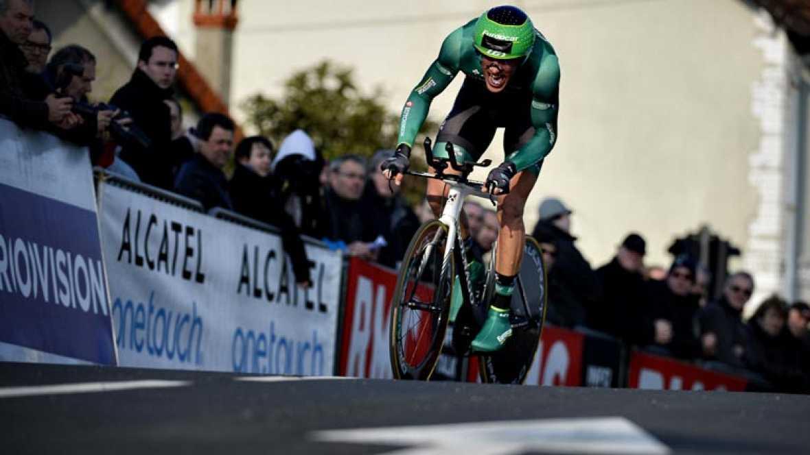 Ciclismo - París-Niza. Etapa prólogo: Houilles-Houilles. Desde Houilles - Ver ahora