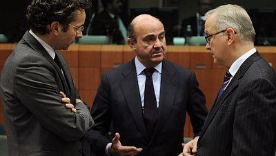 El Eurogrupo evalúa el cumplimiento de España de las condiciones del rescate de la banca