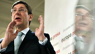 """Goirigolzarri: en 2014 o 2015 se iniciará el proceso de privatización """"a trozos"""" en Bankia"""
