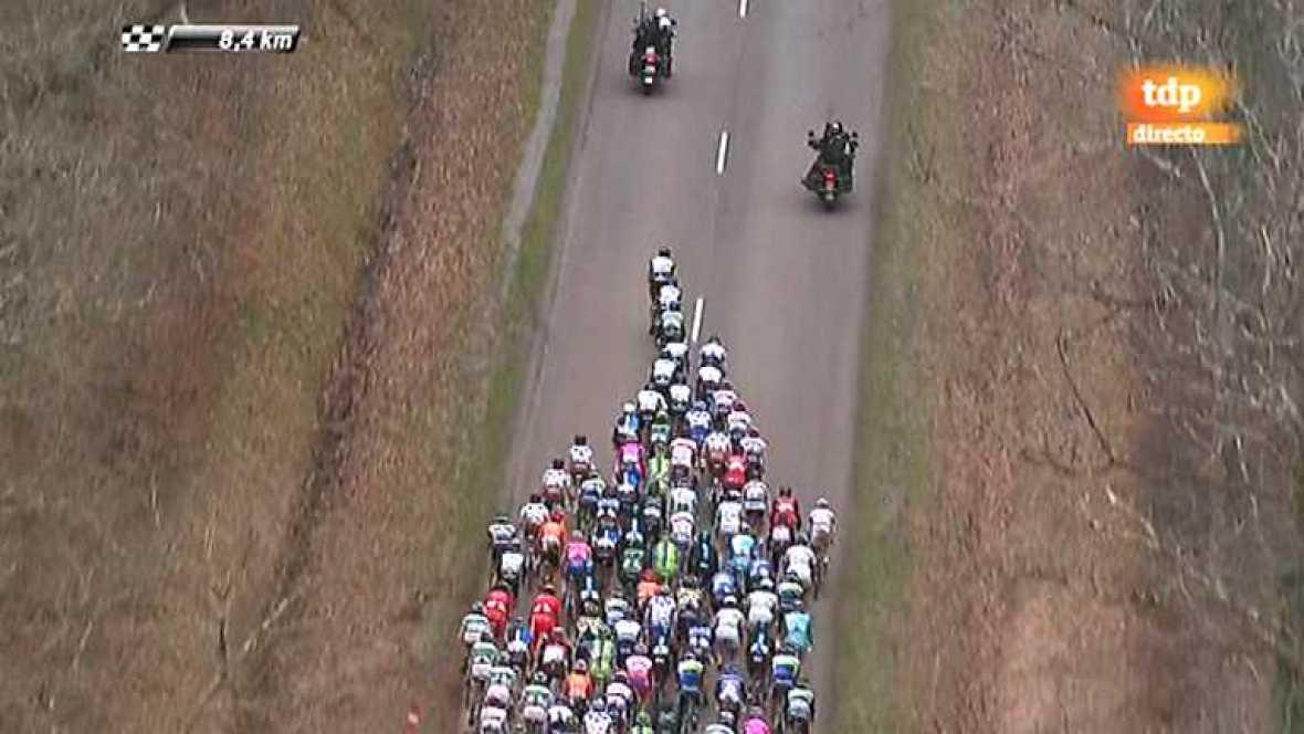 Ciclismo. París-Niza. 1ª etapa: Vimory-Cerilly desde Vimory - Ver ahora