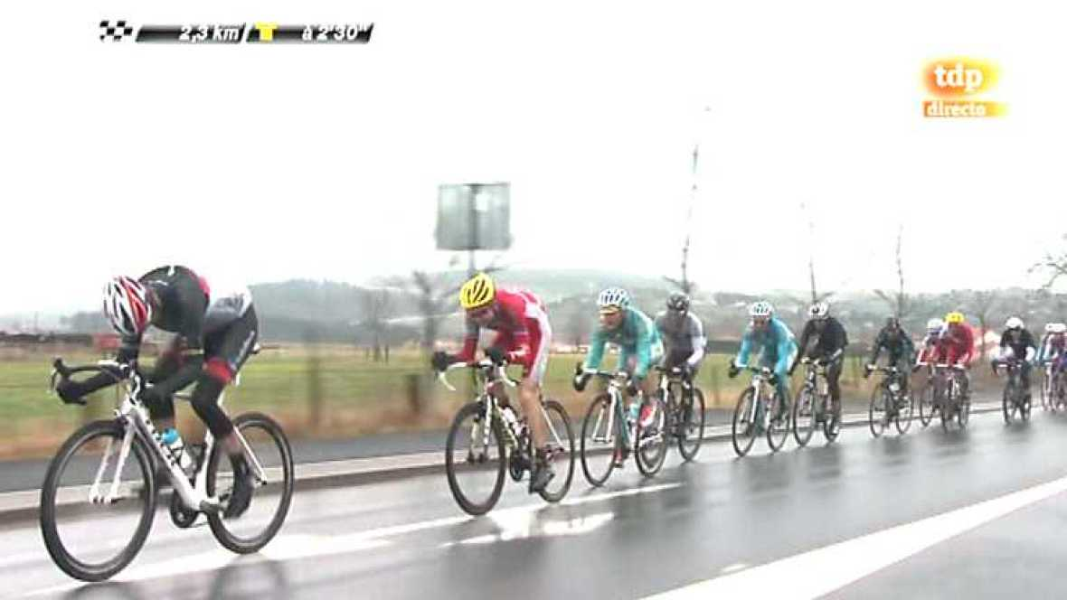 Ciclismo. París-Niza. 3ª etapa: Chatel-Guyon desde Francia - Ver ahora