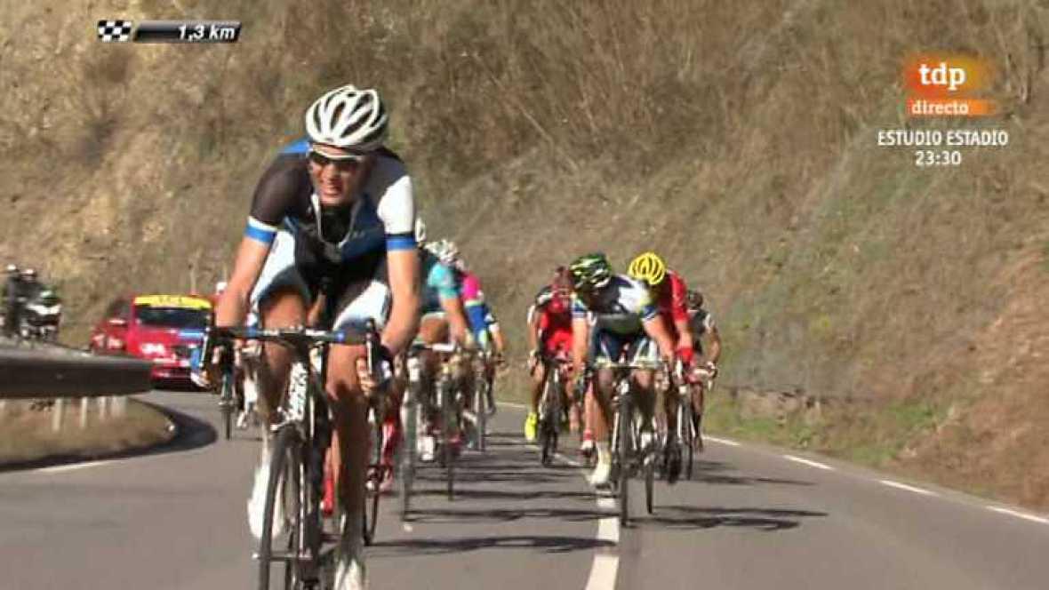 Ciclismo. París-Niza. 4ª etapa: Brioude - Annonay desde Brioude - Ver ahora