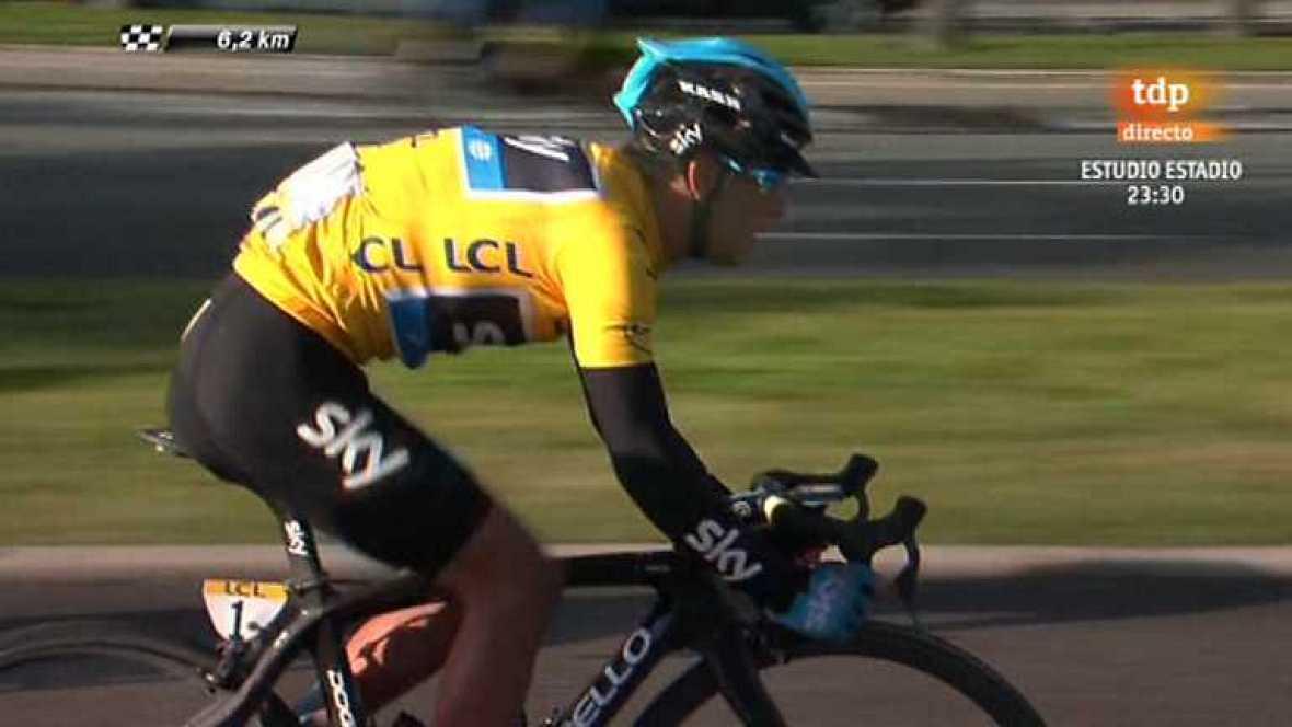 Ciclismo. París-Niza. 6ª etapa: Manosque-Nice - Ver ahora