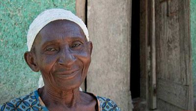 Una exposición fotográfica rememora el desastre de Haití