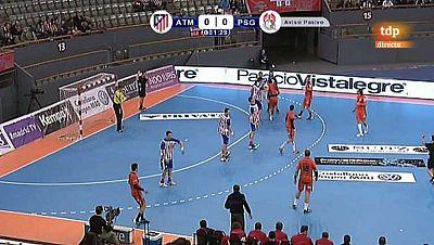 Balonmano - Liga Asobal: BM At.Madrid-Alser Puerto Sagunto - Ver ahora